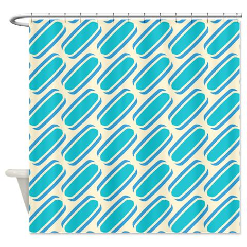 blue_and_beige_pattern_3_shower_curtain.jpg