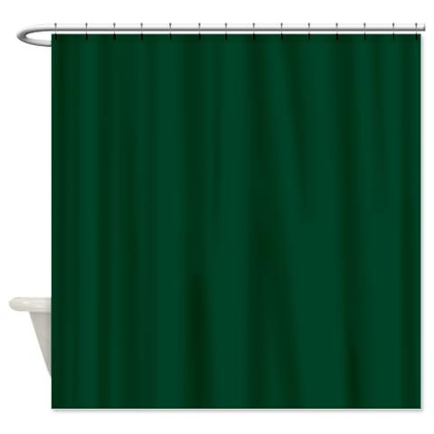 british_racing_green_shower_curtain.jpg