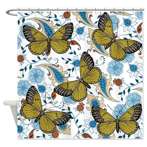 butterflies_2_shower_curtain.jpg