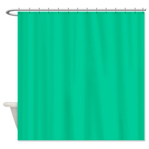 caribbean_green_2_shower_curtain.jpg