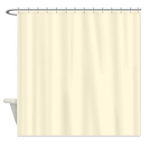 cornsilk_beige_shower_curtain.jpg