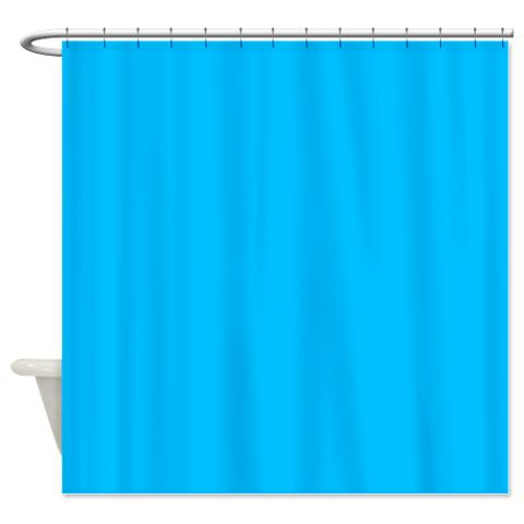 deep_sky_blue_shower_curtain.jpg