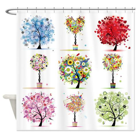 floral_trees_shower_curtain.jpg