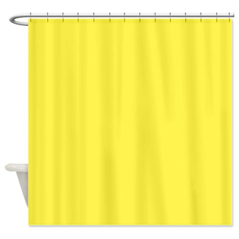lemon_yellow2_shower_curtain.jpg