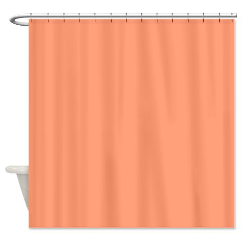 light_salmon_shower_curtain.jpg