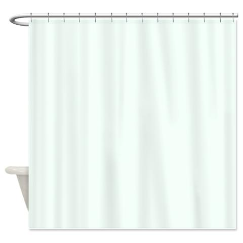 mint_cream_shower_curtain.jpg