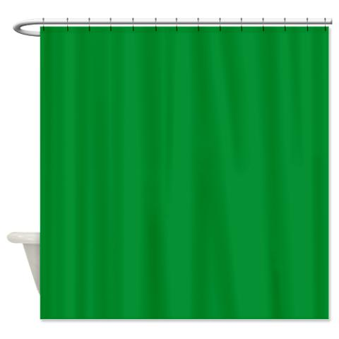 north_texas_green_shower_curtain.jpg