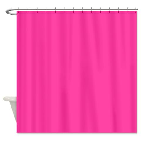 wild_strawberry_pink_shower_curtain.jpg